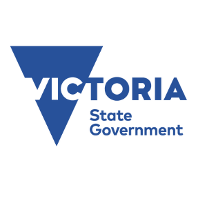 Vic Government logo