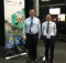 Chih Wei Teng and Erick Villaceran at Ausbiotech 2018